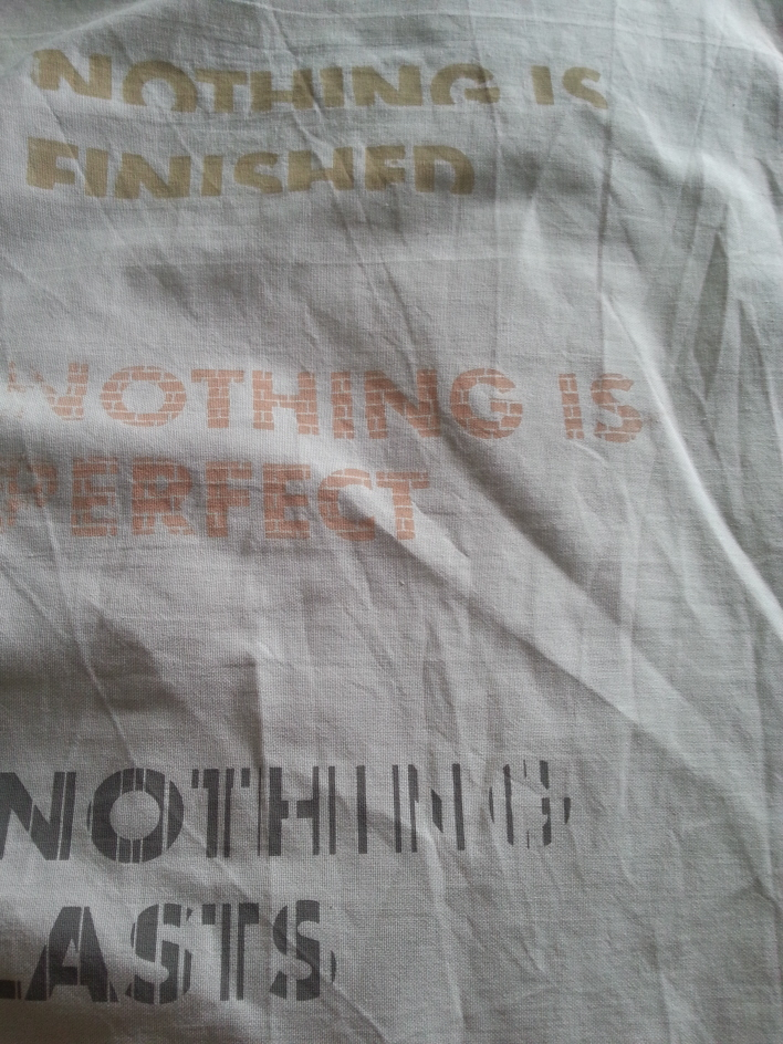 Nothing is....